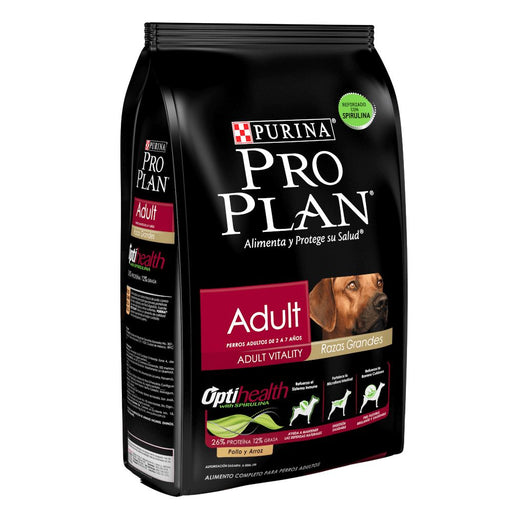 Pro Plan® Adult Razas Grandes OptiHealth
