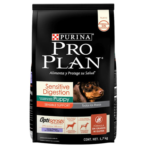 Pro Plan® Sensitive Digestion Puppy Todas las Razas