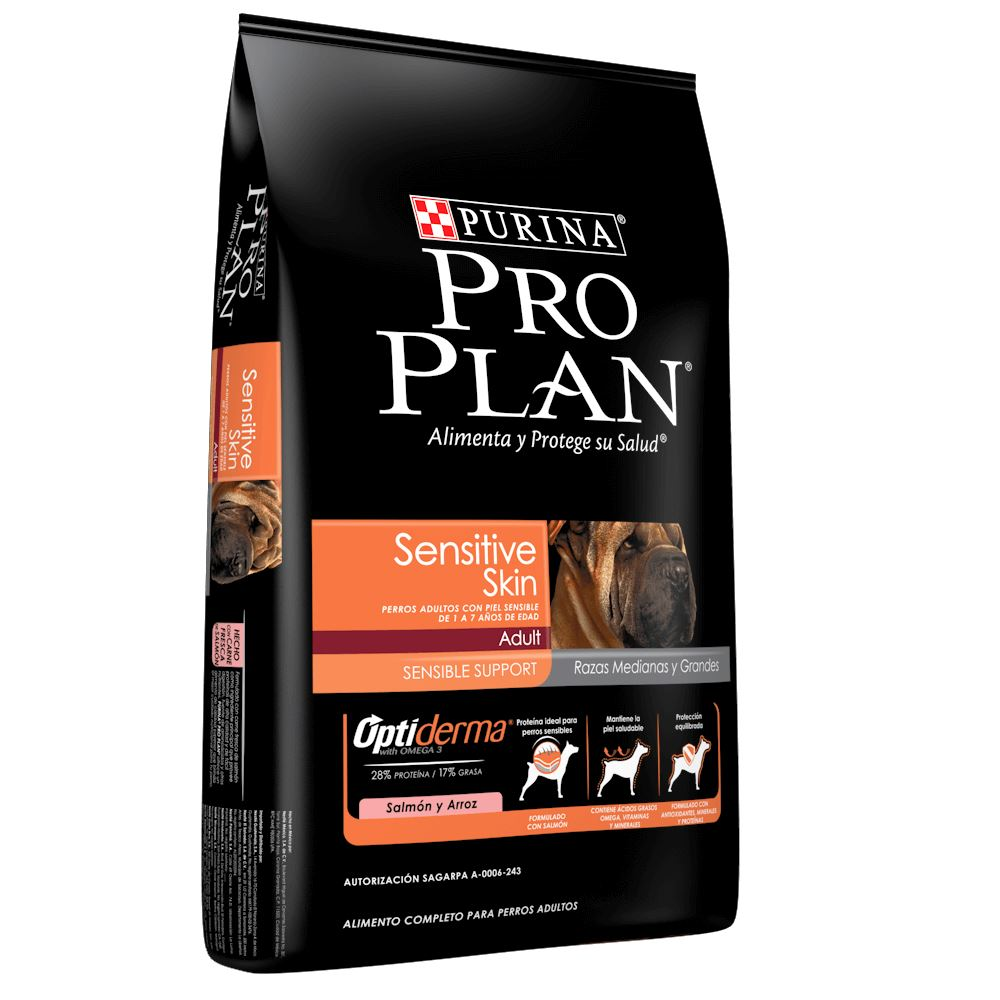 Pro Plan® Adult Sensitive Skin
