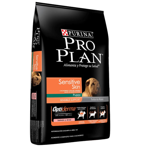 Pro Plan® Sensitive Skin Puppy Todas las Razas
