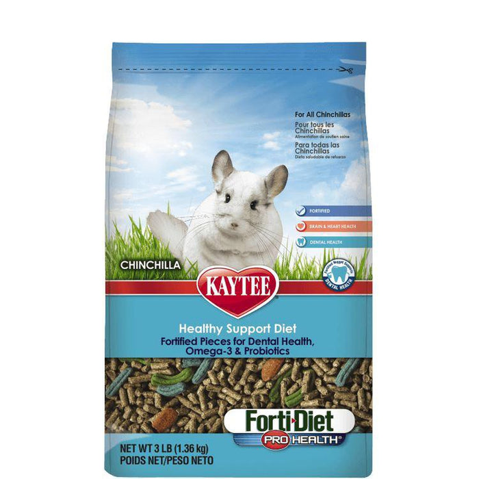 Forti-Diet Pro Health Chinchilla 3 lb Kaytee