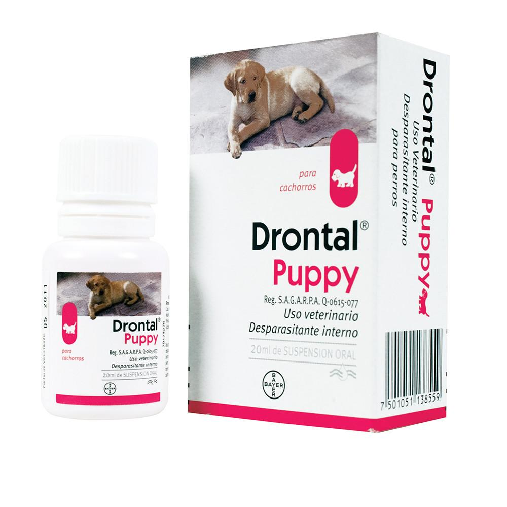 Drontal Puppy - Desparasitante para Cachorros Bayer