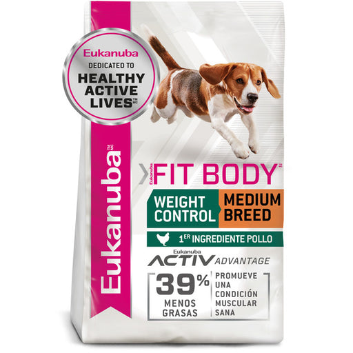 Adult Weight Control Medium Breed.