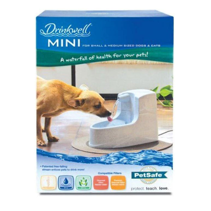 Fuente Drinkwell Mini Pet Safe
