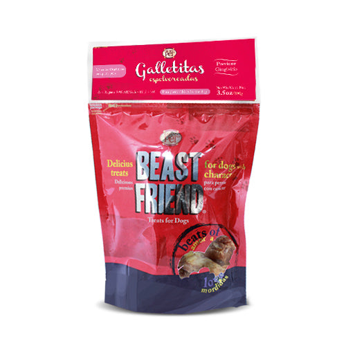 Beast Friend BISCUITS para perro - Galletitas