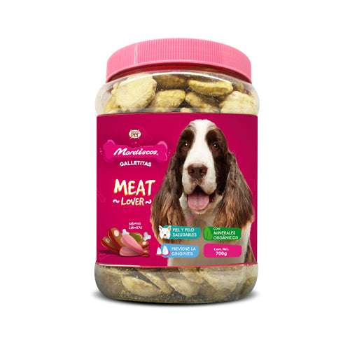 Beast Friend BISCUITS para perro - Mordisco Meat Lover