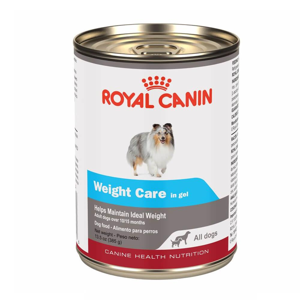 Royal Canin Weight Care - loaf in sauce