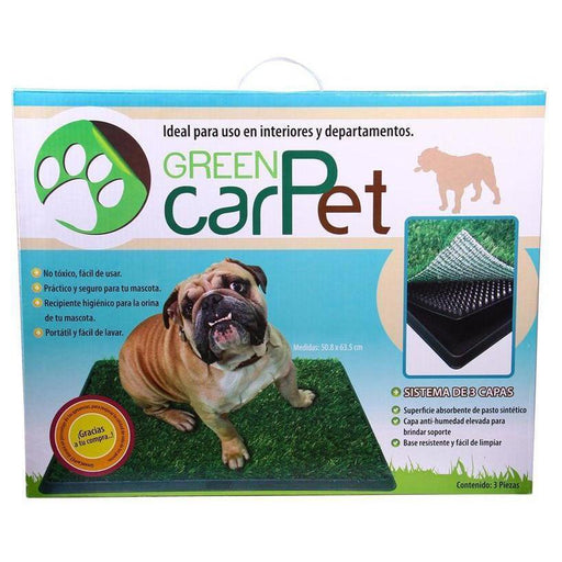 Tapete Entrenador Green Carpet