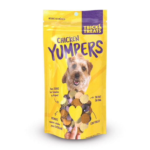 Galletas gourmet Chicken Yumpers de Pollo