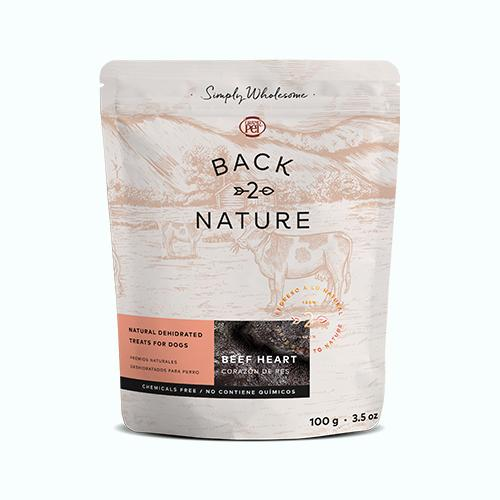 BACK 2 NATURE Treats - Deshidratado Hígado de Res 100 gr