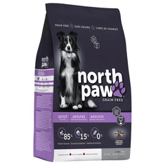 North Paw® Grain Free Adult Dog North Paw