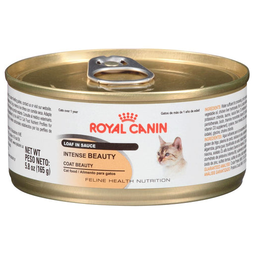 Wet Loaf: Intense Beauty Royal Canin