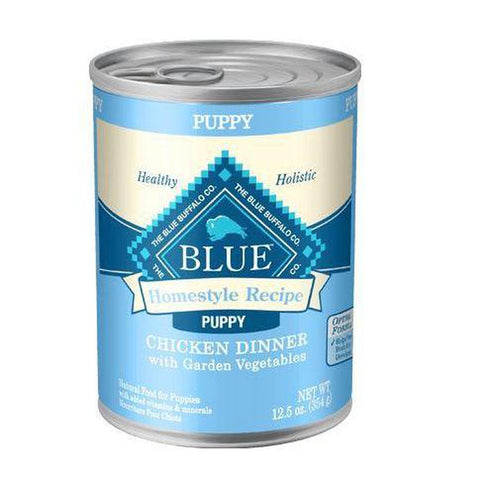 Pollo con Verduras - Puppy Blue Buffalo