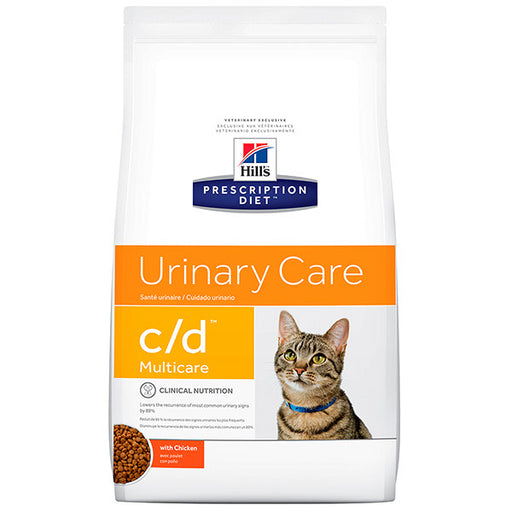 Urinary Care - Multicare c/d Gato*