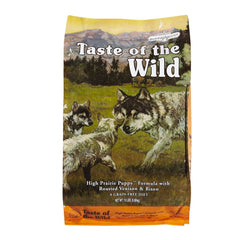 High Prairie Puppy Taste of the Wild