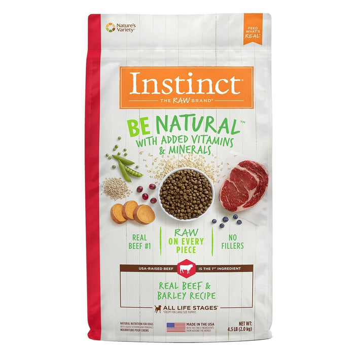 Instinct Be Natural - Res para Perros