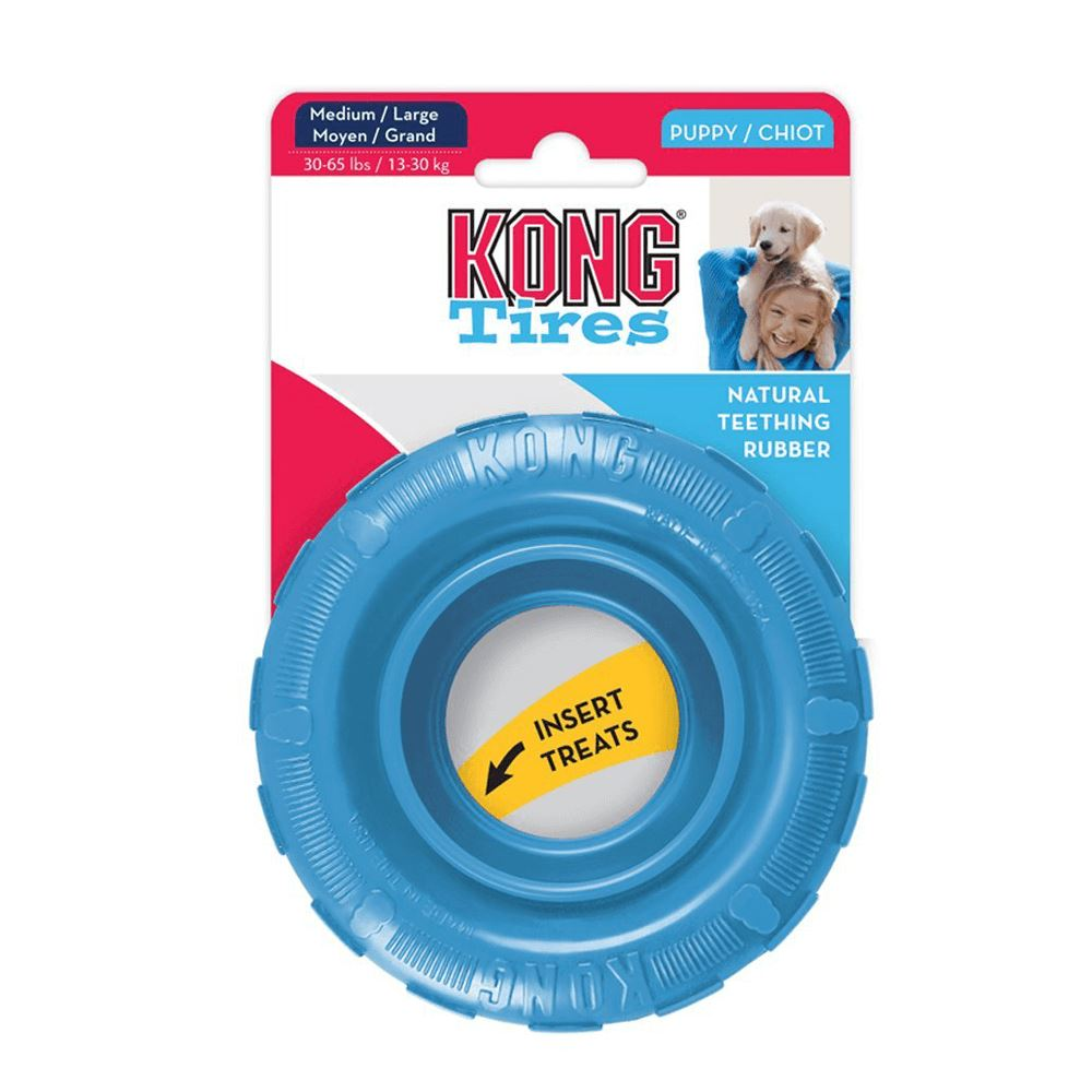 Puppy Tires Medium Kong