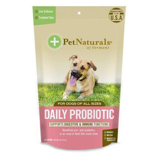Daily Probiotic Perro Pet Naturals