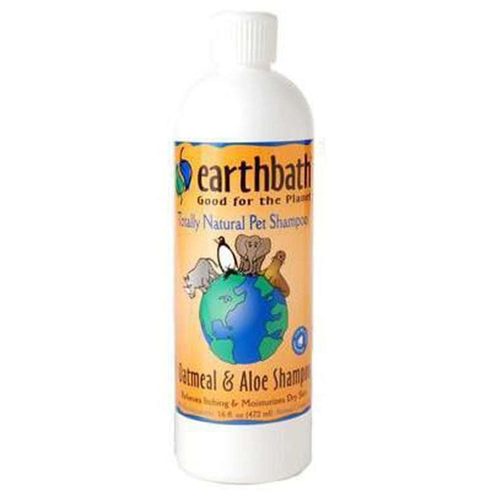 Shampoo Avena & Aloe Earthbath