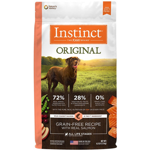 instinct original de salmon