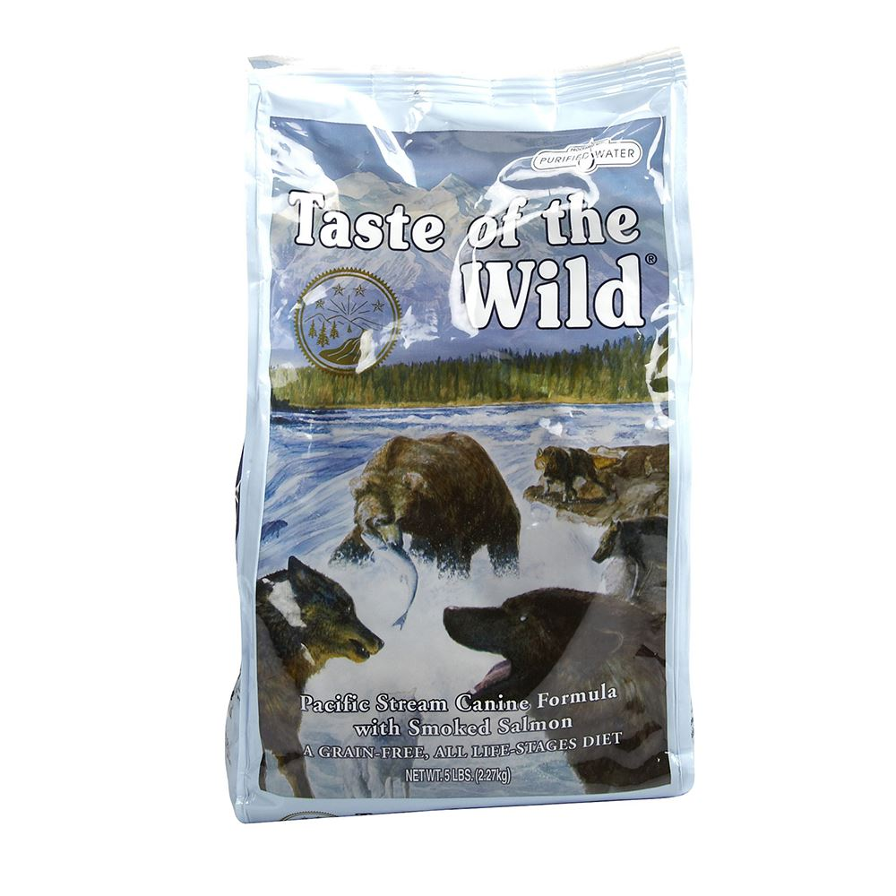Pacific Stream Canine Taste of the Wild