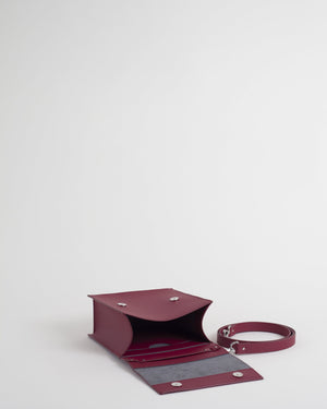Doña Úrsula straight flap with carabiner