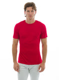 red bamboo tshirt