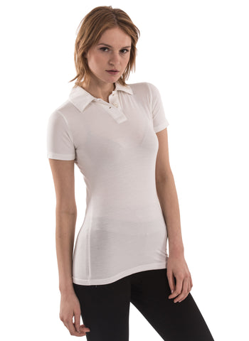 Women's Bamboo Polo