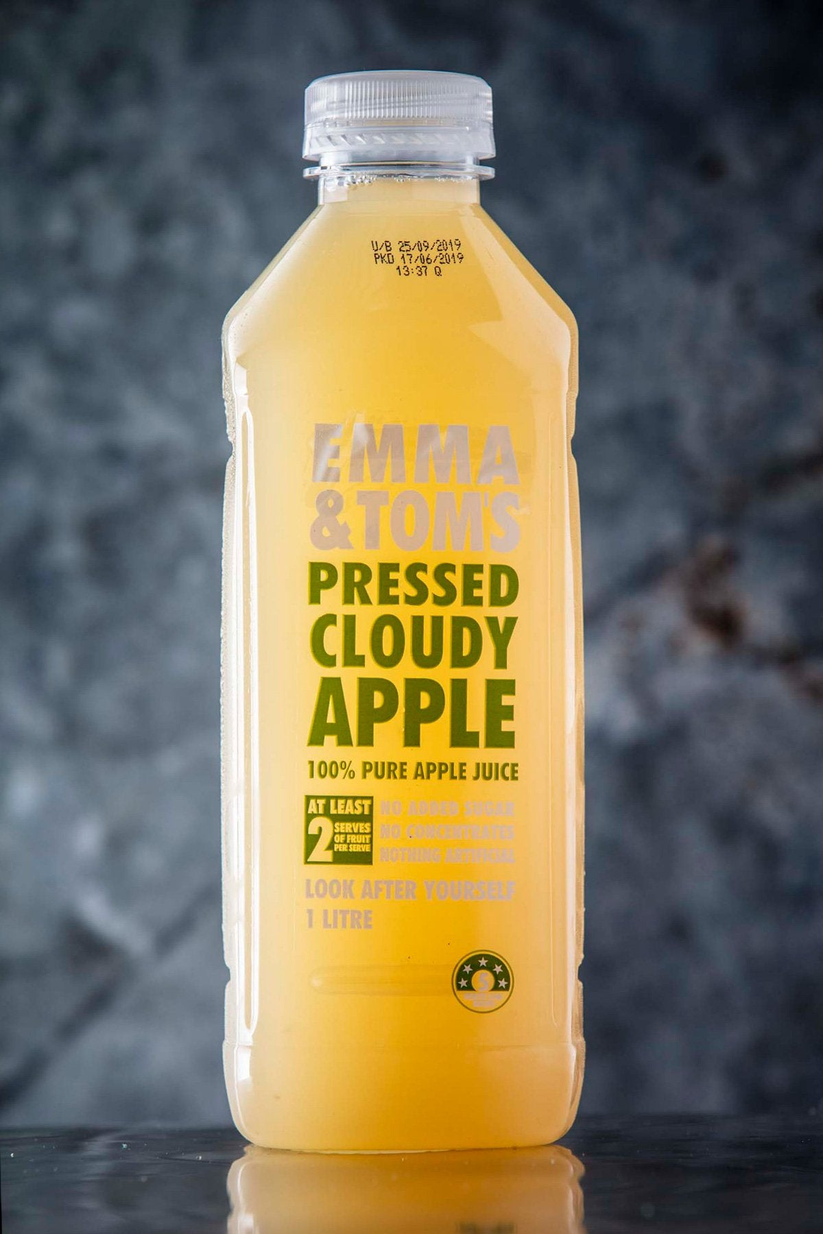 Emma & Tom's Apple Juice (2L)