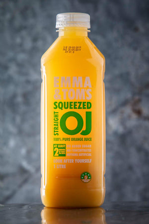Emma & Tom's Orange Juice (2L)
