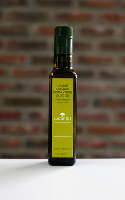 Italian Extra Virgin Olive Oil - BIO - 0.25 Lt. bottle