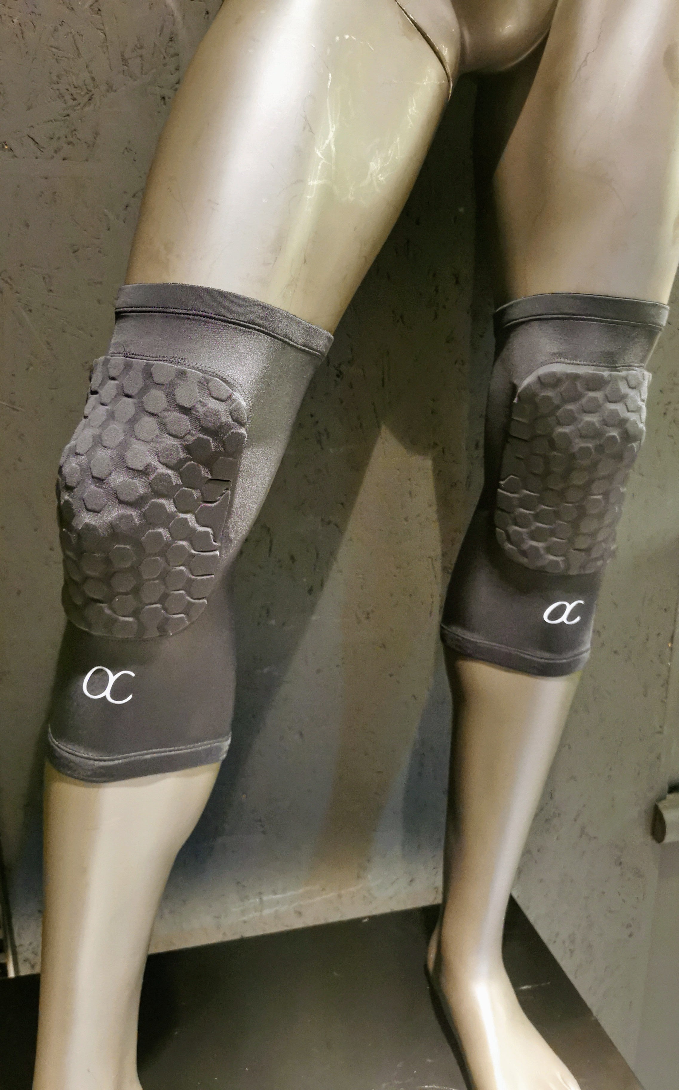 OC Short Knee sleeves pads Double