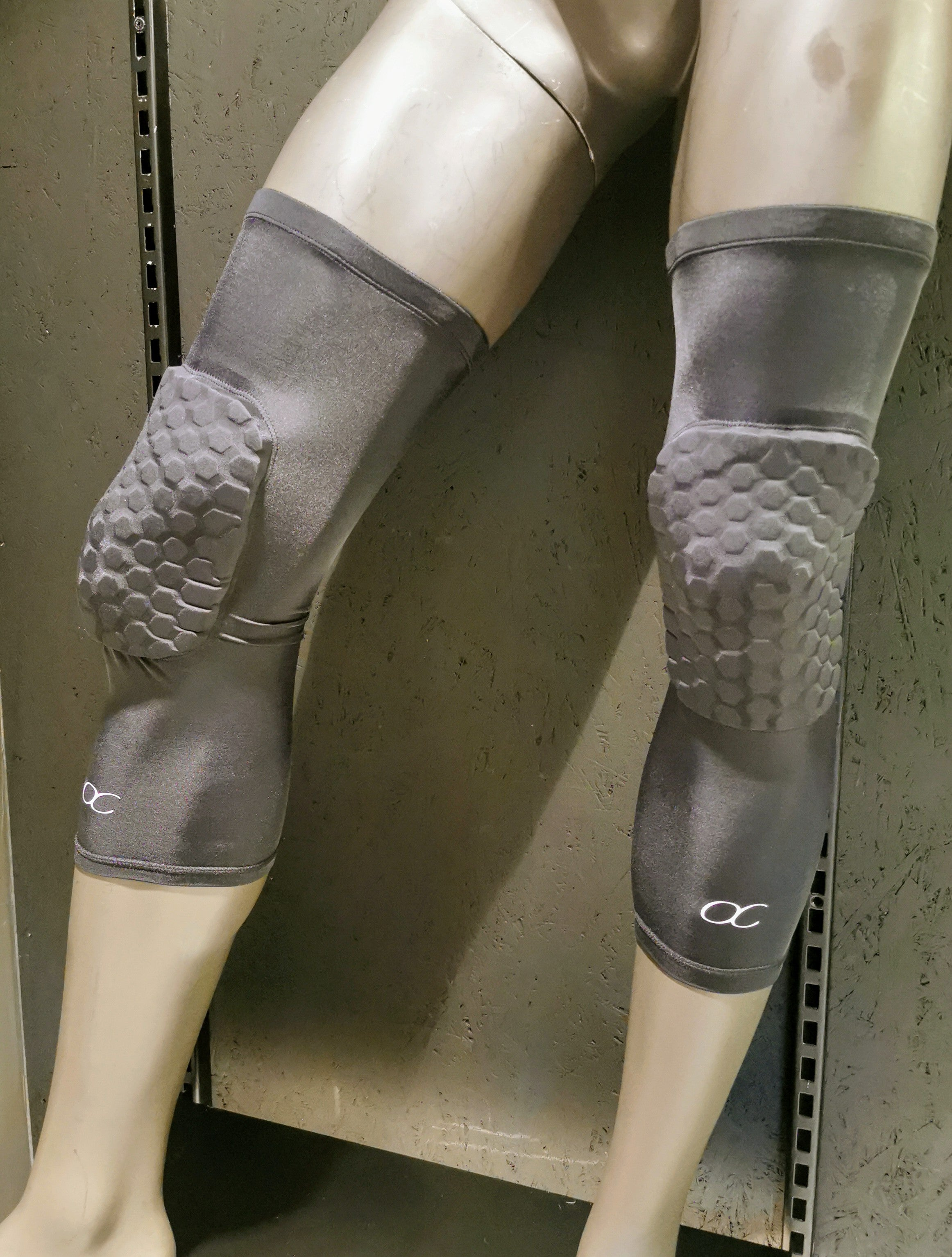 OC Long Knee sleeves pads Double