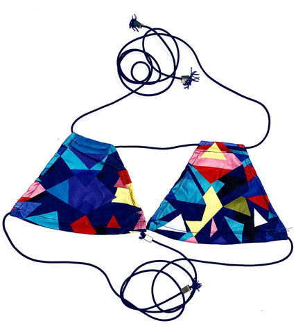 DISCO DANCER BIKINI TOP