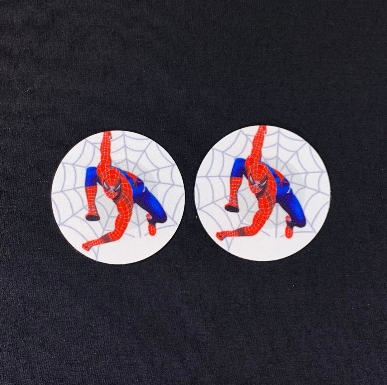 Spiderman Pasties