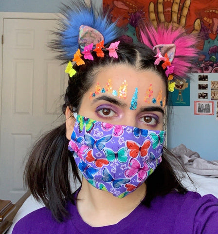 BUTTERFLY WONDER MASK