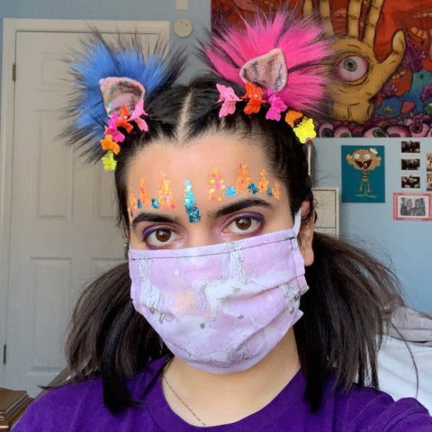 UNICORN MIRACLE MASK