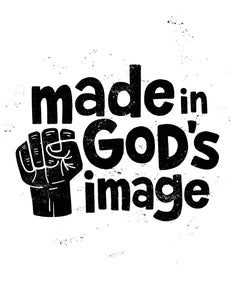 Genesis 1:27 Made in God's Image Card