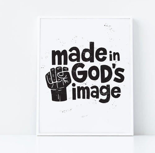 Genesis 1:27 Made in God's Image