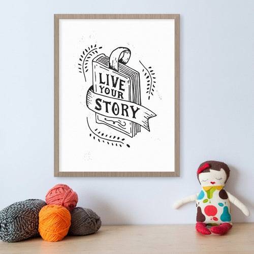 Live Your Story