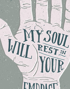 My Soul Will Rest in Your Embrace, Hillsong