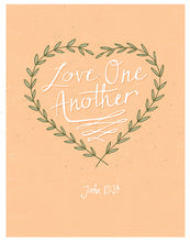 Load image into Gallery viewer, John 13:34 Love One Another
