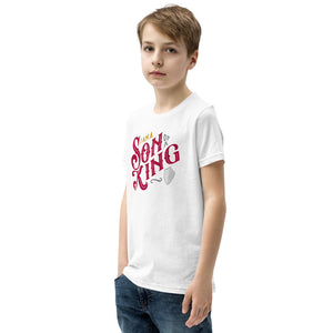 Son of a King Youth T-Shirt