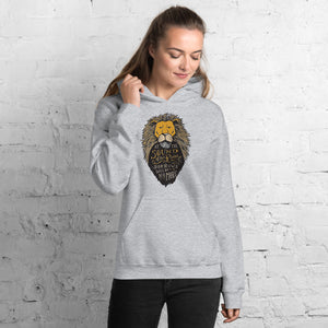 Narnia Aslan Sound of His Roar Hoodie