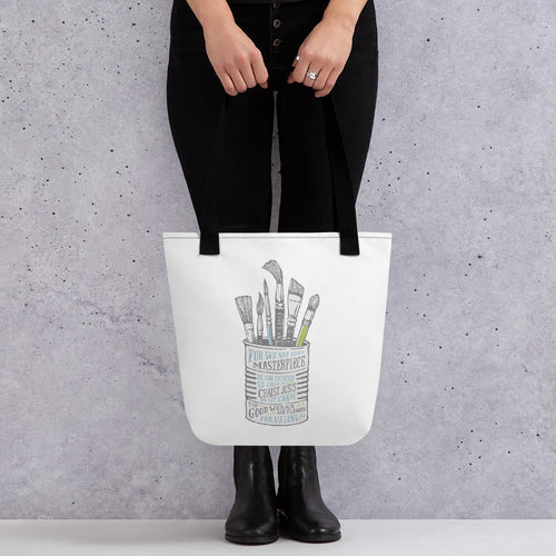 You are a Masterpiece Tote Bag