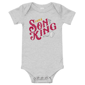 Son of a King Onesie T-Shirt