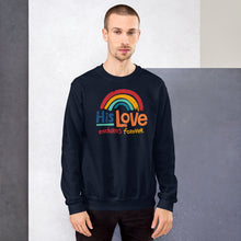 Load image into Gallery viewer, Psalm 118 His Loves Endures Forever Sweatshirt