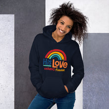 Load image into Gallery viewer, His Love Endures Forever Hoodie