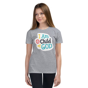 I am a Child of God Youth T-Shirt