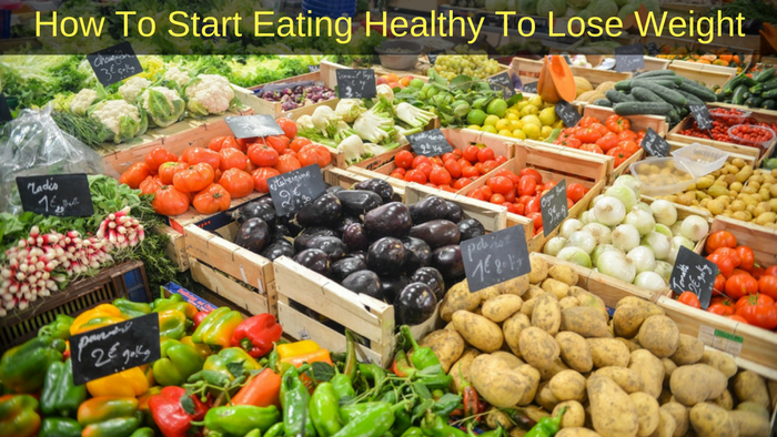 If you want to lose weight, you have to focus on health first! (Part 1 OF 3)